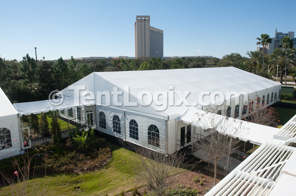 Clear Span Structure Rental & Marquee Tents | Tentlogix