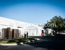 Frame Tent Rental by TentLogix