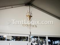 Golf Tournament Tent Rental