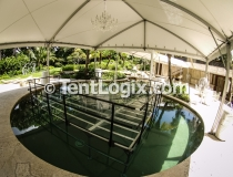 Pool Cover Rental - Palm Beach County