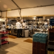 Temporary Kitchen Tent