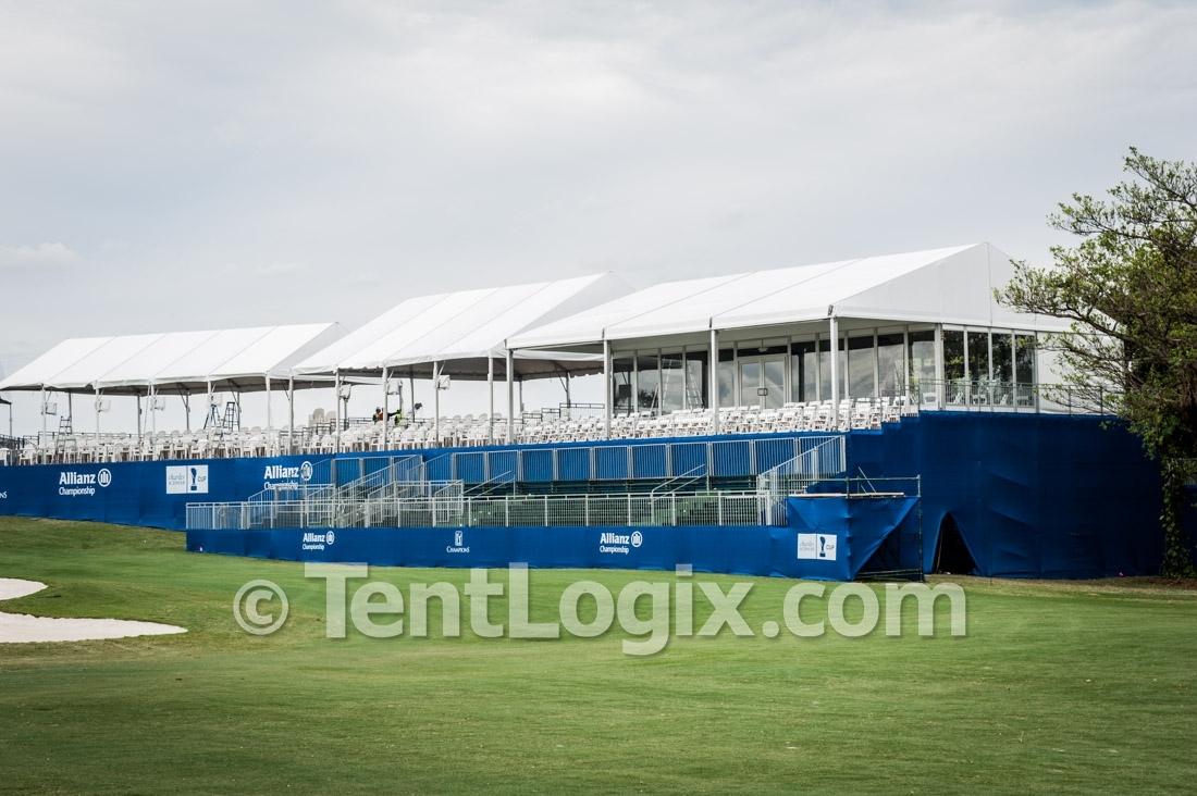 Sky Box Tent Vendor