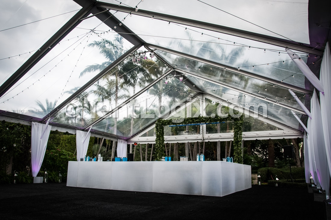Clear Tents Palm Beach & Tent Rental Palm Beach | Tentlogix