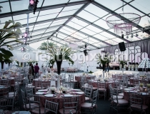 Clear Tent Rental Palm Beach