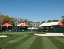 PGA Championship Tents