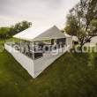 Tent and Floor Rental for Golf