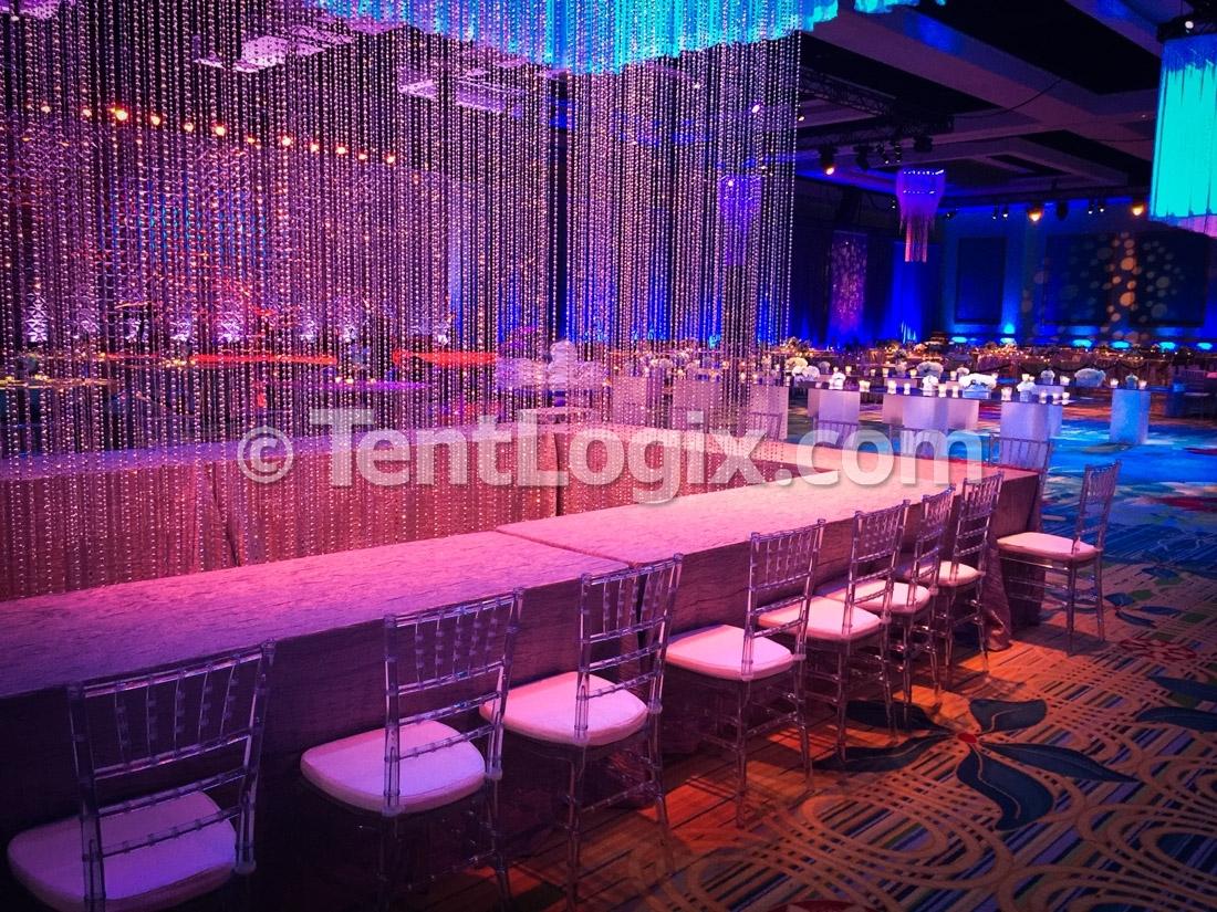 orlando party rentals & specialty linens | tentlogix