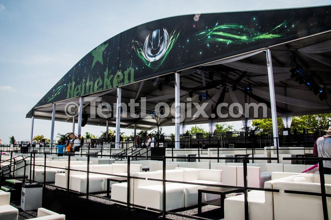 Tent Rental Miami & Ultra Music Festival - Miami | Tentlogix