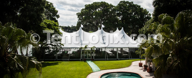Wedding Tent Rental - Winter Park