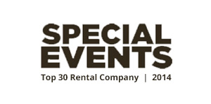 Special Events Award - Tampa Tent Rental