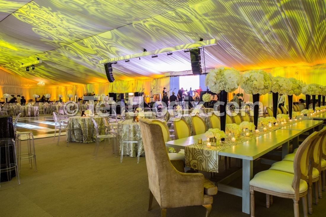 tampa wedding tents