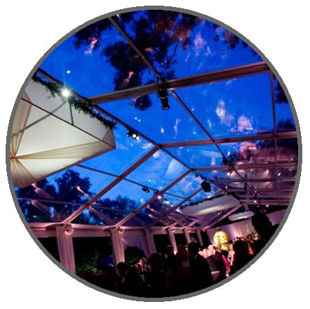 Clear Tent Structures