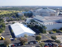 Orlando Clear Span Tent