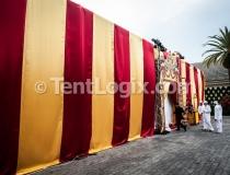 Palm Beach tent rental