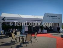 Trade show Tent Las Vegas