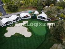 Skybox Tent Rental
