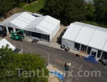 merchandise tents