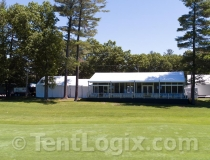 tent rentals professional sporting events