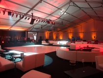 Clear Span Tent Rental