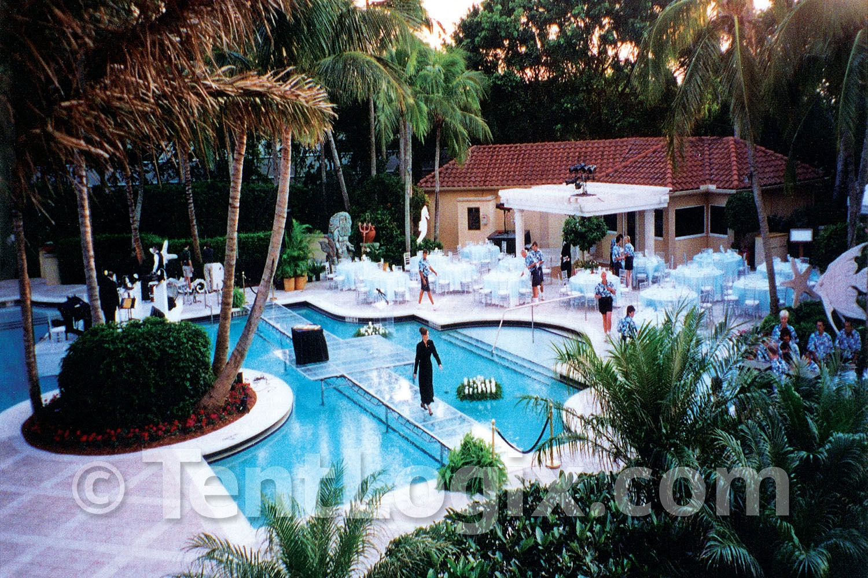 Pool Cover Rental Pool Cover Dance Floors Tentlogix