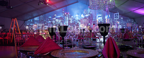 fort lauderdale gala tent