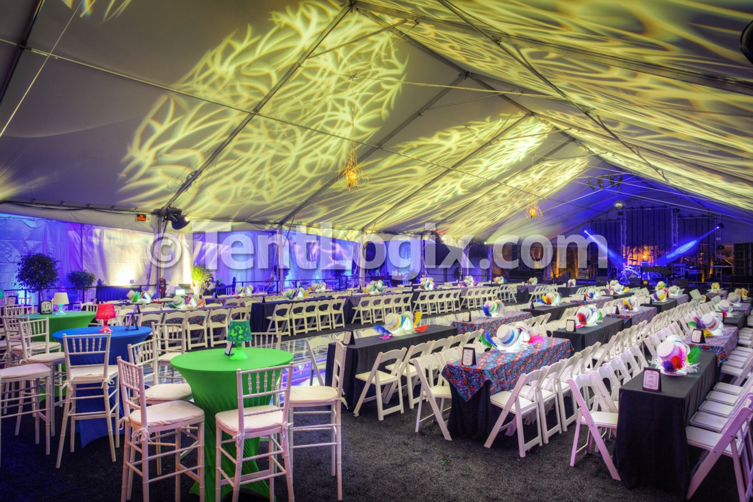 tent rental for private parties