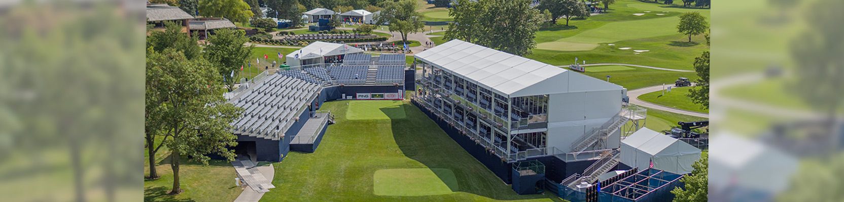 solheim cup tent provider