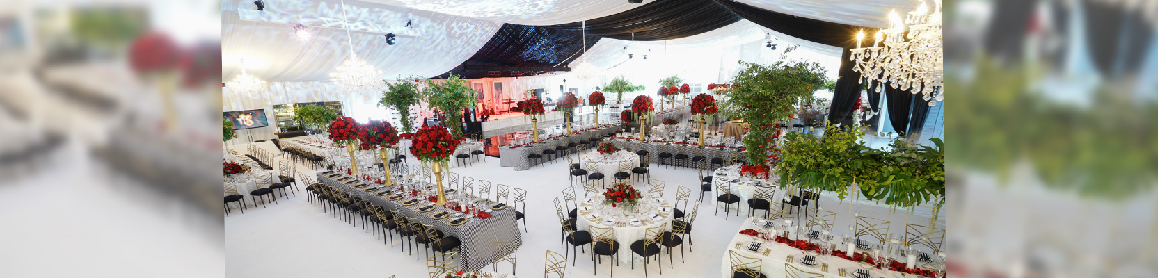 wedding tent flooring