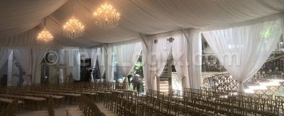 miami wedding tent