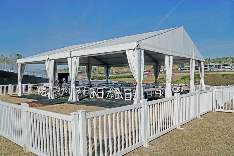 Restaurant Tent Rental - Florida